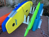 outdoor standup paddleboard system