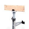 ceiling adapter for bike rack