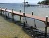 outdoor dock rack sup storage