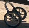 sup trailer carrier wheels