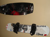 snowboard and wakeboard display rack