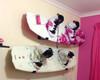 wakeboard wall storage rack
