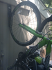 door storage mount for bikes