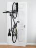 hanging door bike rack
