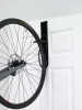 wheel hook bike storage