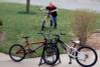 teenager bike storage rack