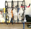 garage bike rack