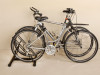 double floor bike stand