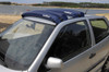 removable and temporary roof rack for car