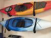 kayak wall storage rack