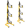 suspenz 3-boat kayak freestanding rack