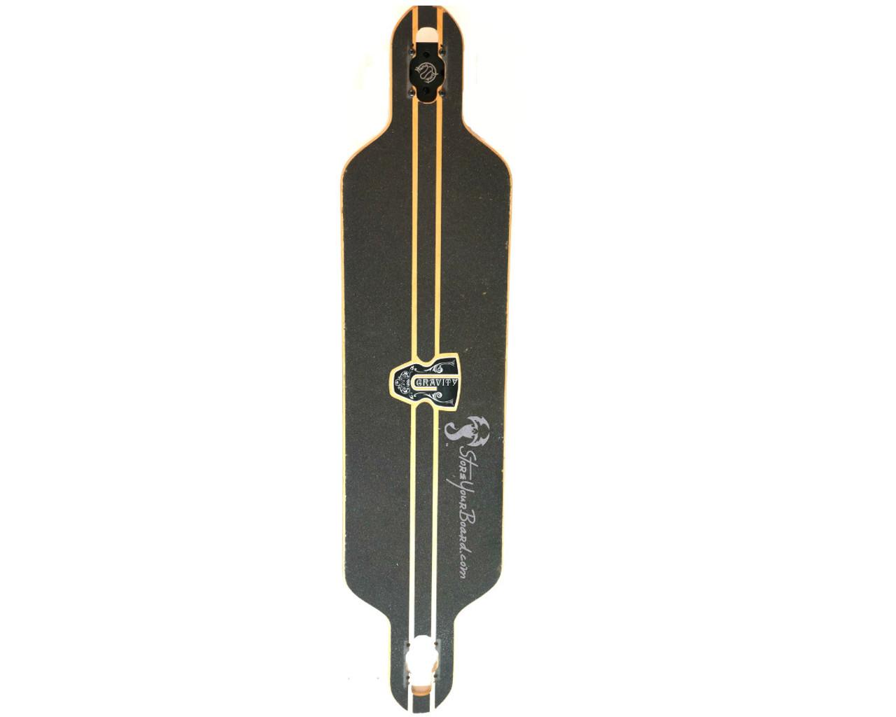 longboard display rack