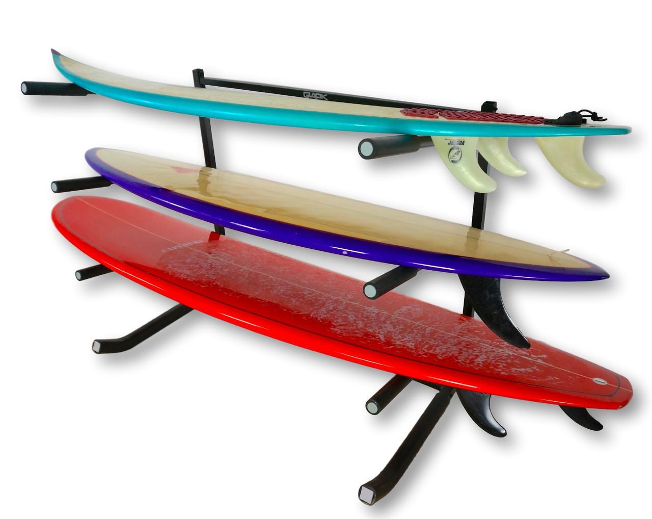 home surfboard storage rack