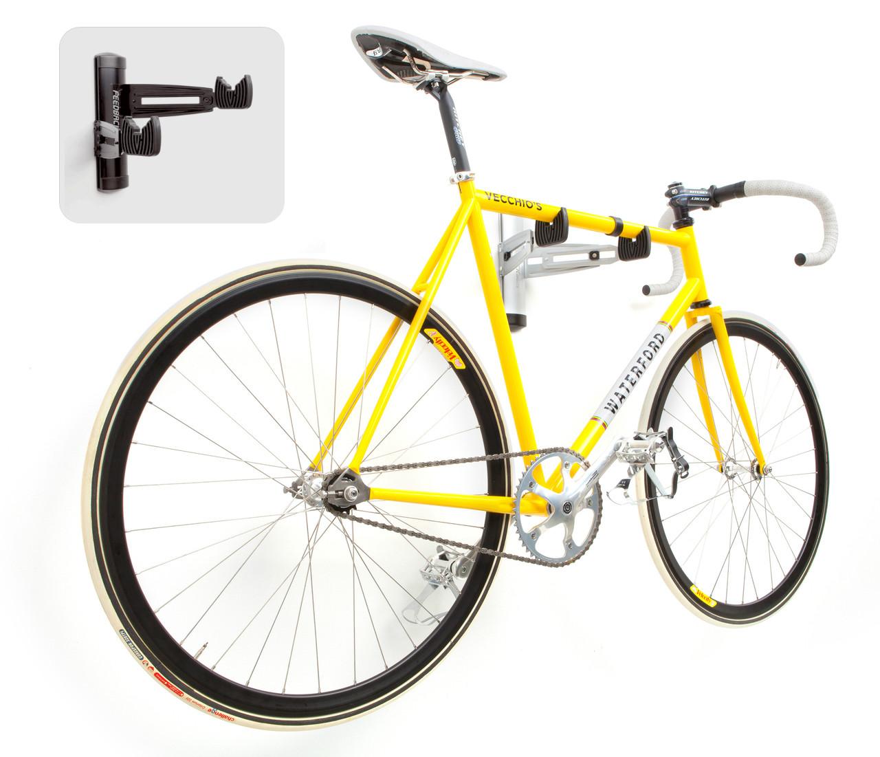 adjustable home bike storage rack