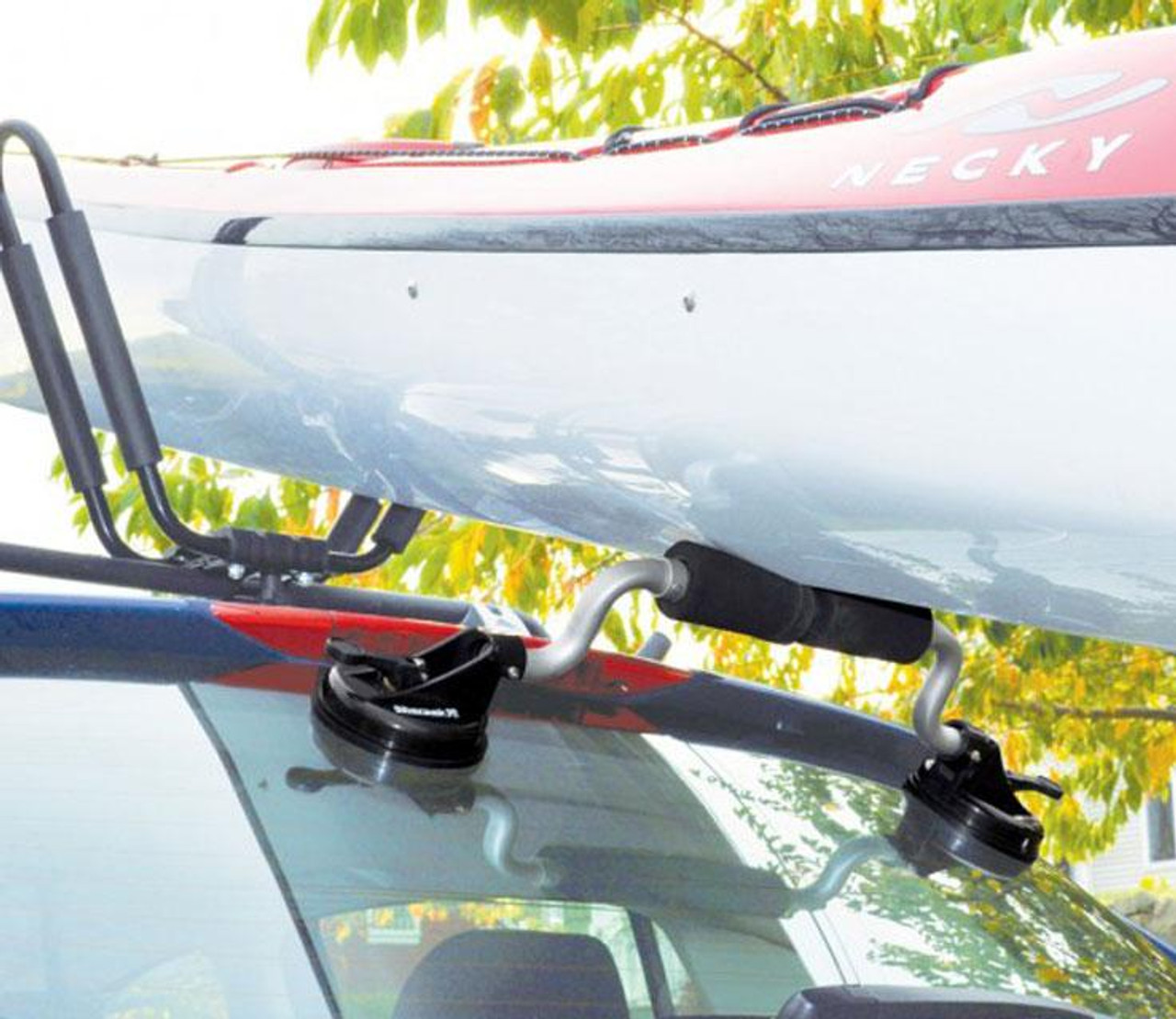 roof rack boat lift assist