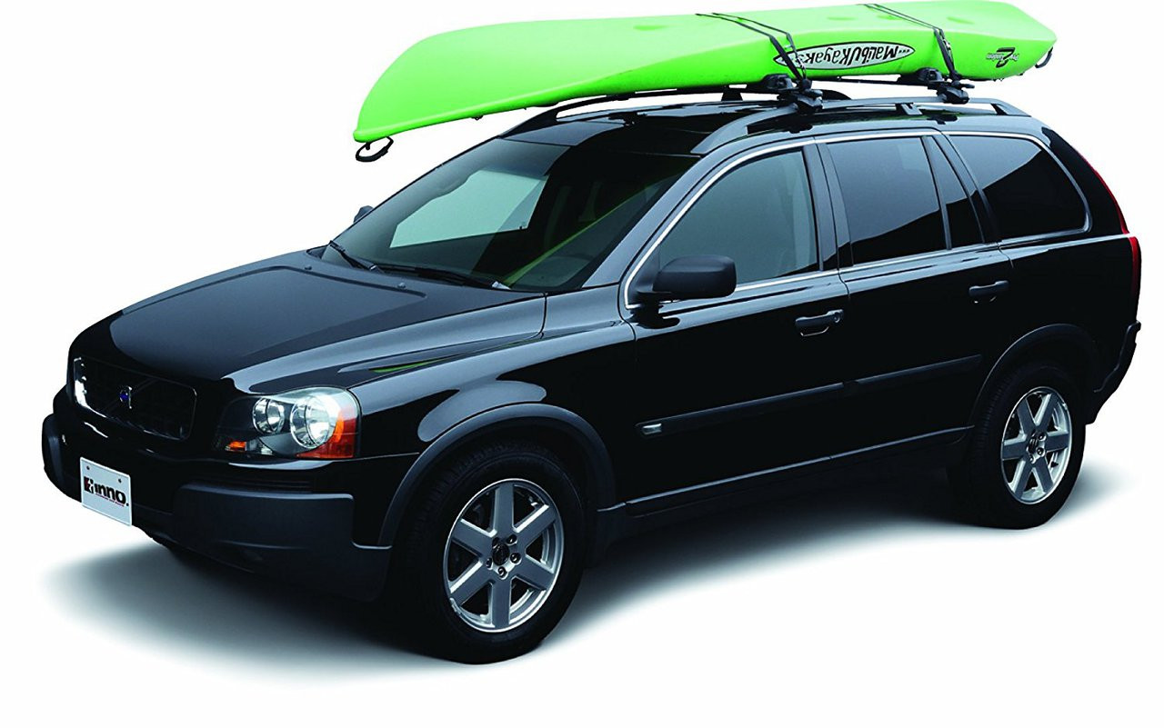 How To Mount  Kayaks On A Car