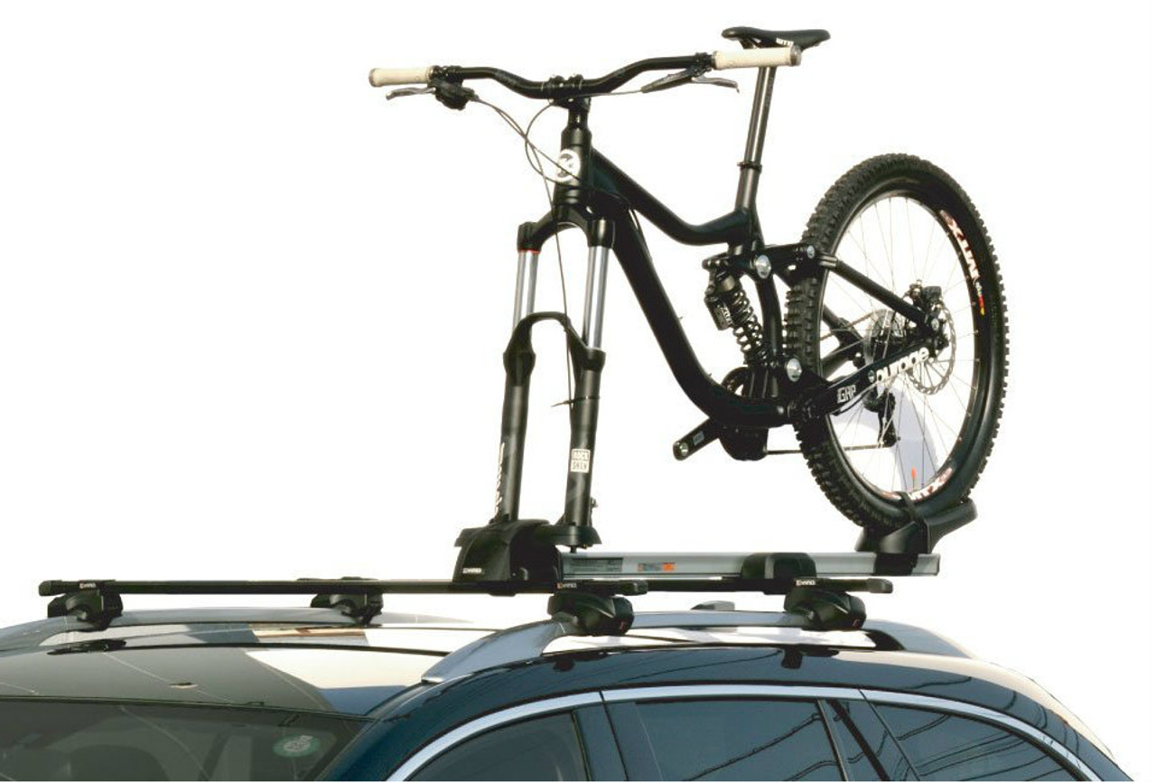 how to transport a bike on a car