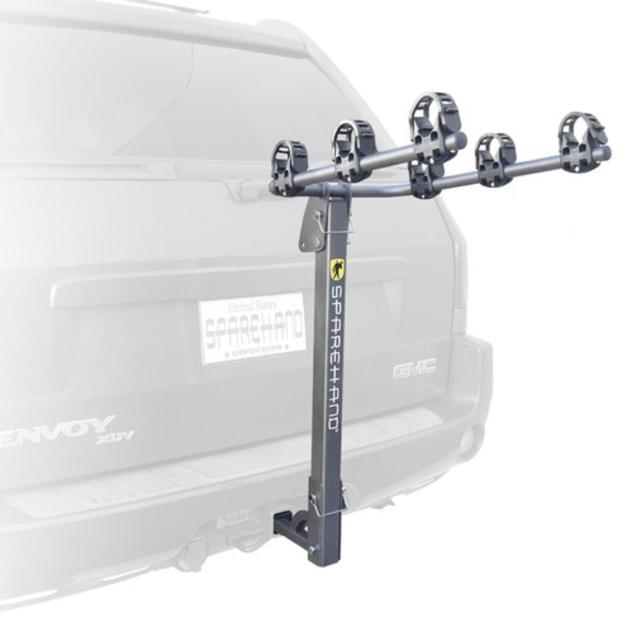 trailer hitch bike rack