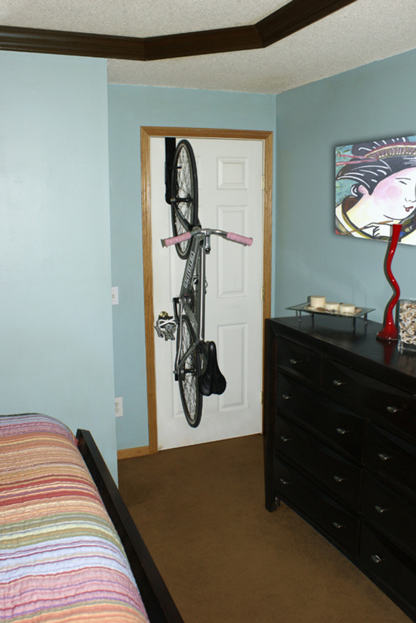 Apartment Door Bike Rack Removable Storeyourboard Com