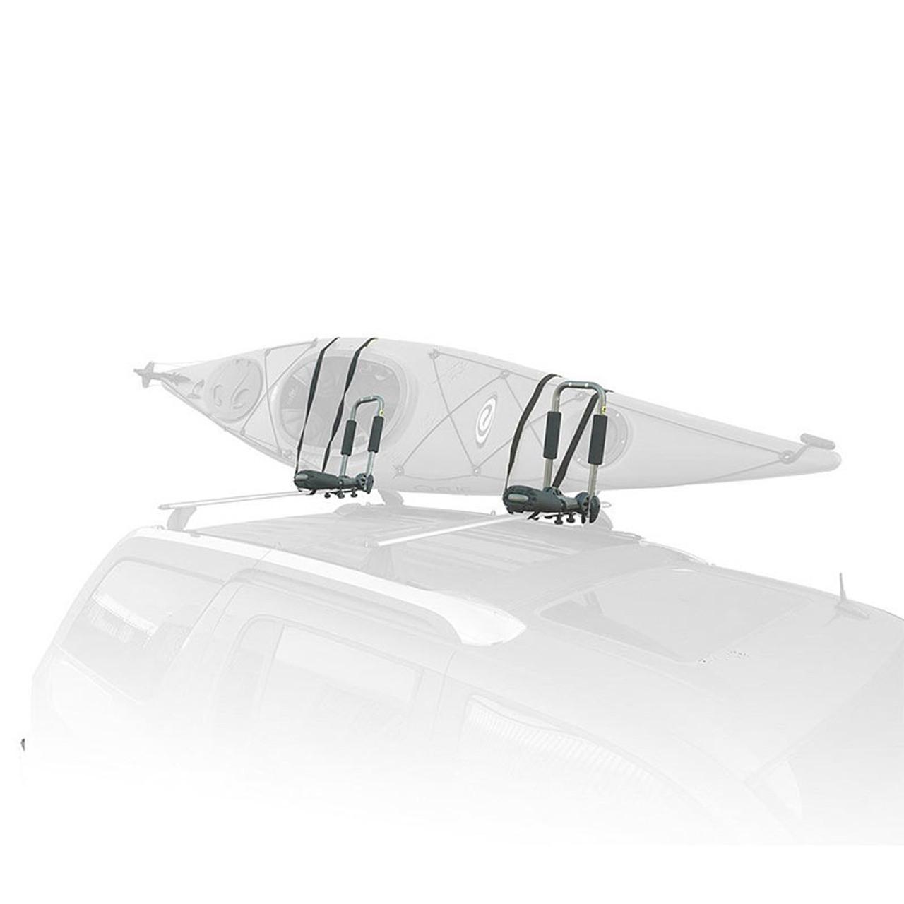 universal kayak roof rack cradle