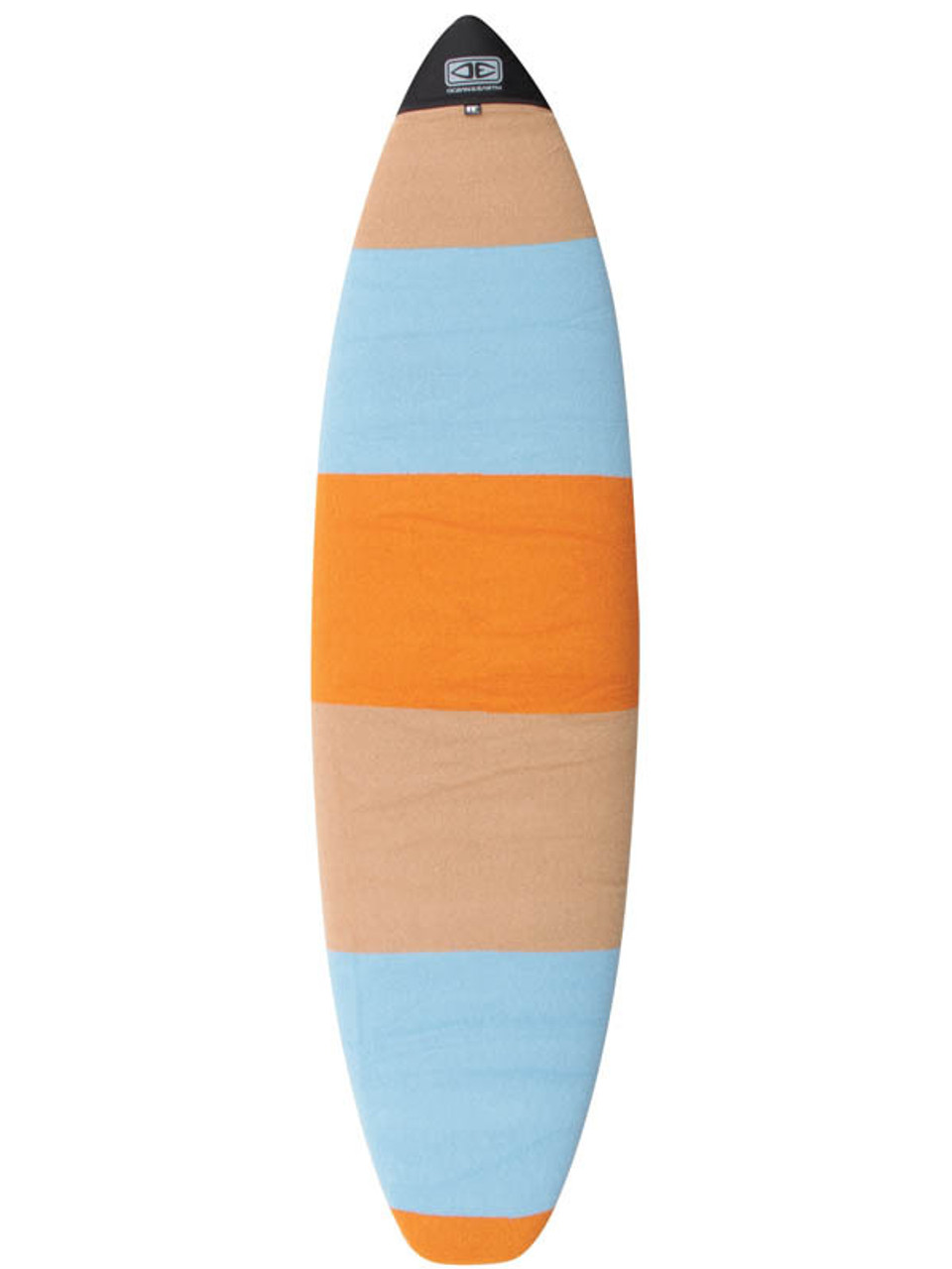 fish and funshape surfboard sock