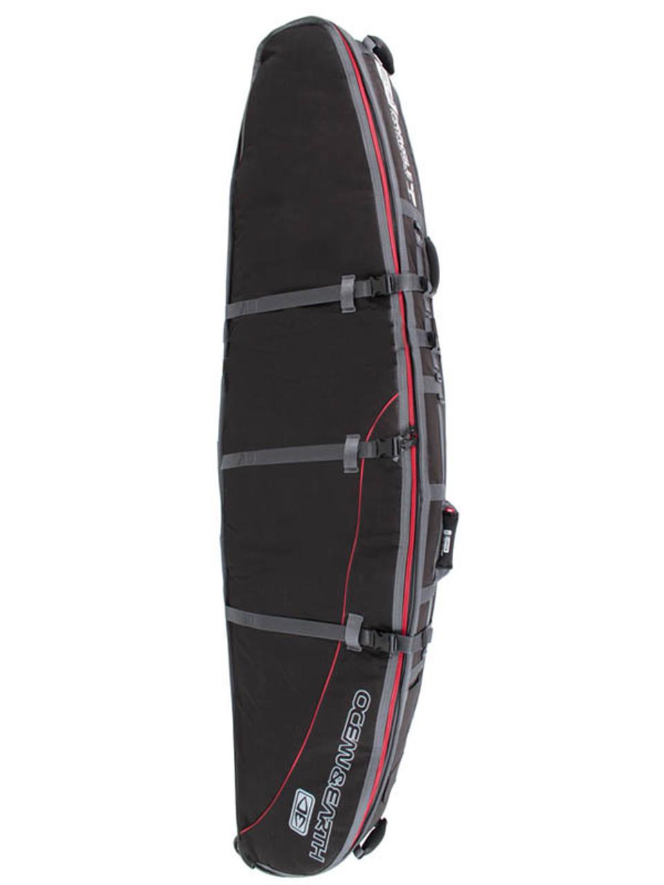 longboard surfboard travel bag with wheels