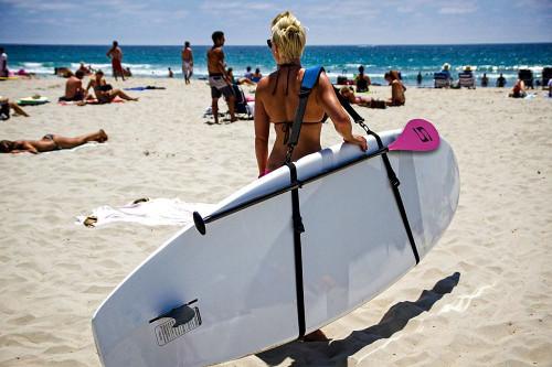 Paddleboard Caddy | Padded Strap