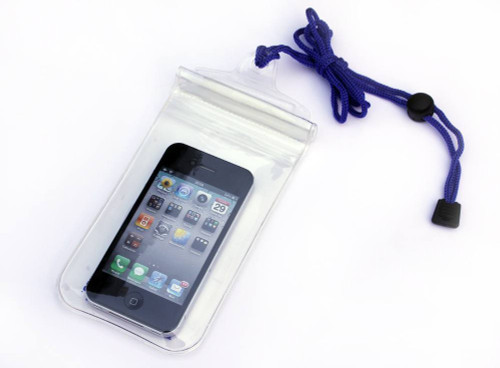 Waterproof iPhone Pouch | Lanyard and Armband