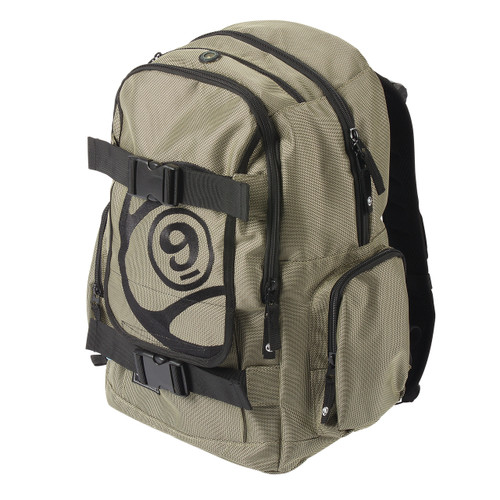 Sector 9 backpack to hold your skateboard
