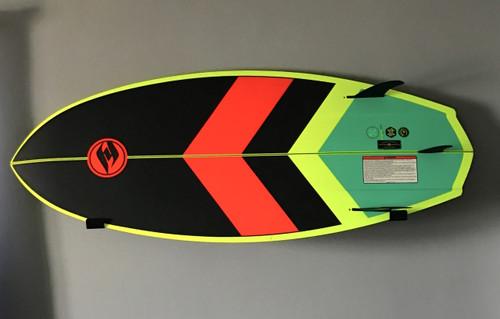 naked wakesurf minimalist wake surf rack