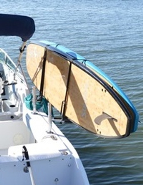 stainless steel paddleboard boat rack