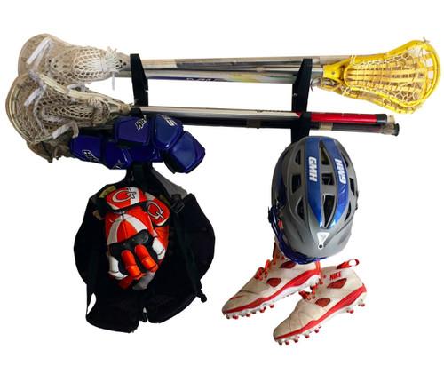 lacrosse stick storage