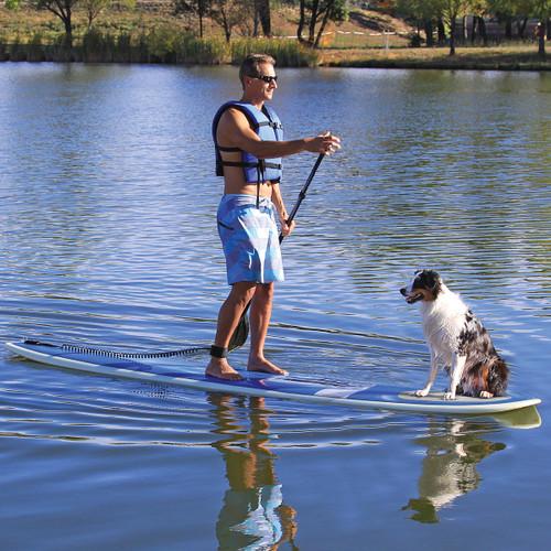 paddleboard dog pad