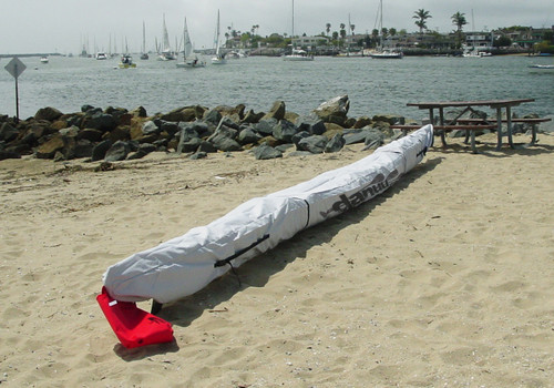extra-large kayak cover