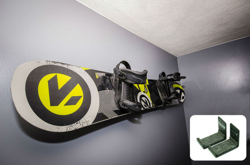 snowboard display mounts