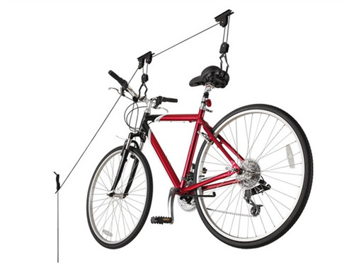 ceiling bike rack hoist