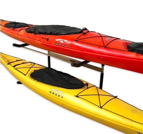 stainless steel 2 kayak rack