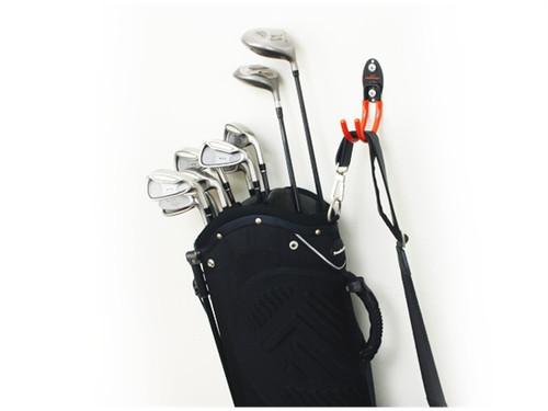 golf bag storage hook