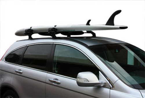 Charming Surfboard Roof Rack With Locks