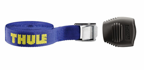 Thule tie down board straps with bumper buckle