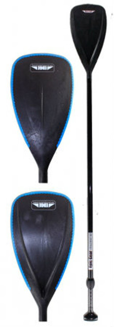 adjustable carbon shaft SUP paddle epic gear the edge