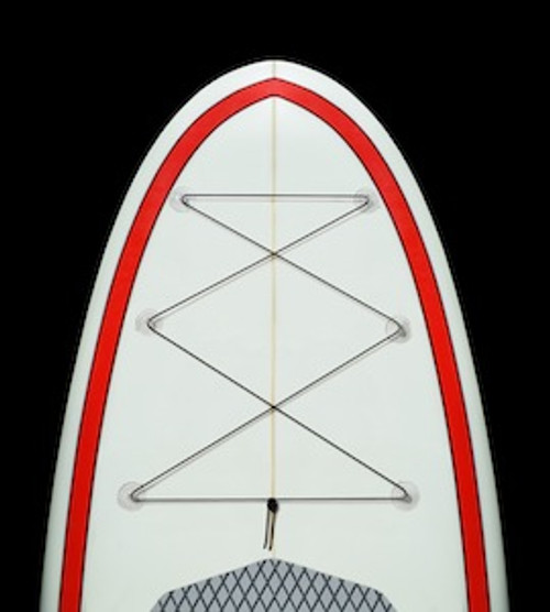 surfco SUP deck rigging