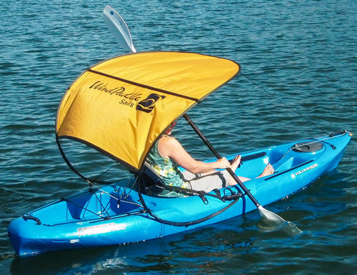 sun shade and cover for kayak