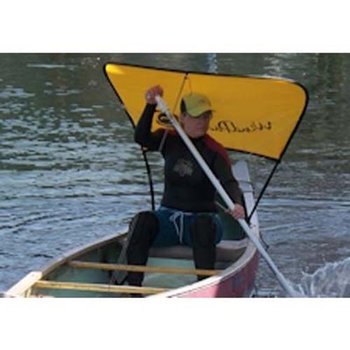 Canoe bimini shade canopy