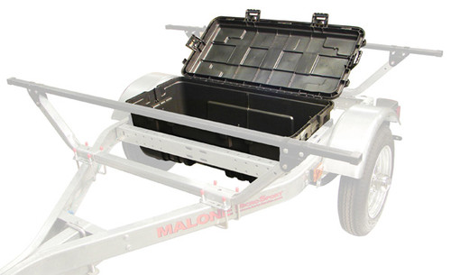 Hard Trailer Storage Trunk for Malone MicroSport