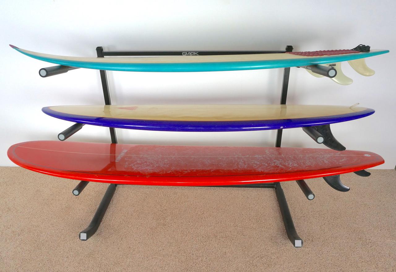 Surfboard Rack For Longboards