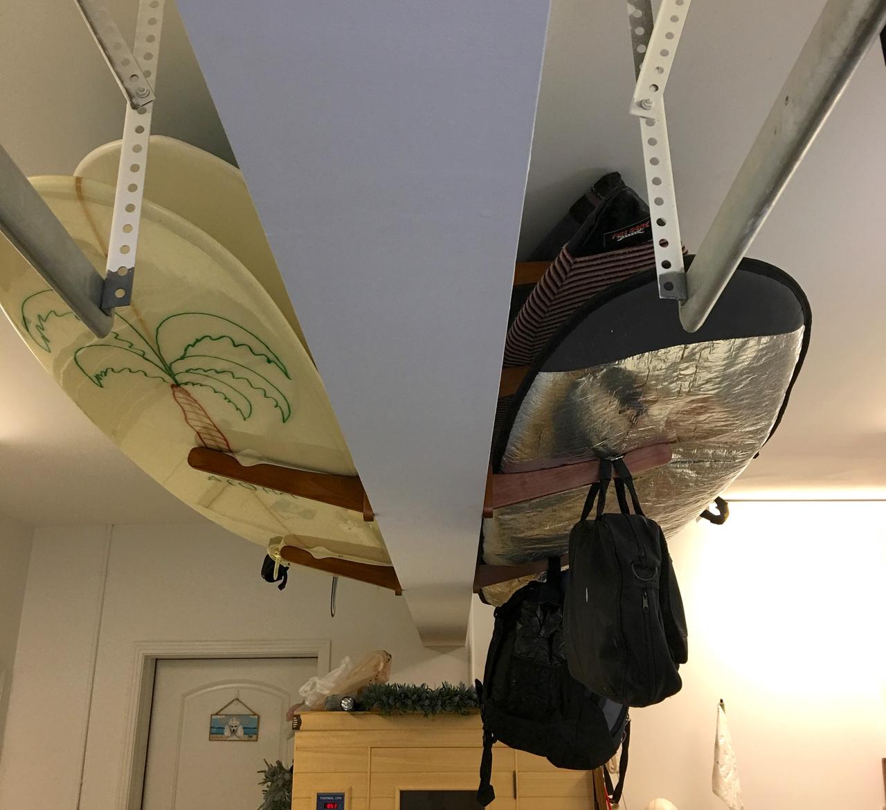Best Wood Surfboard Storage Rack