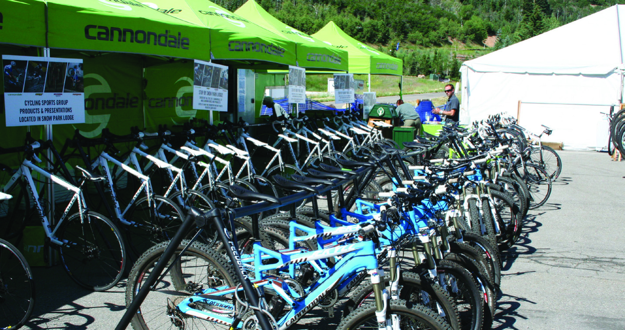 Portable Multi Bike Rack Freestanding Event And Race Stand