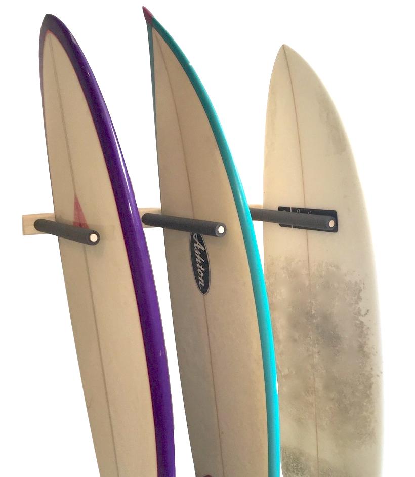 Home Surfboard Storage