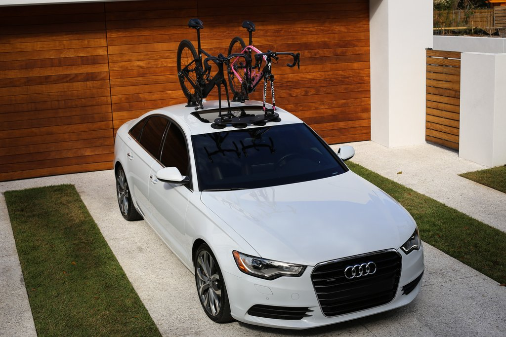 Suction Cup Vehicle Roof Rack